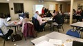 MIddle School Math Teachers receive GAISE Training at the ESC image