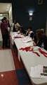 Registration Table for Ohio History Day