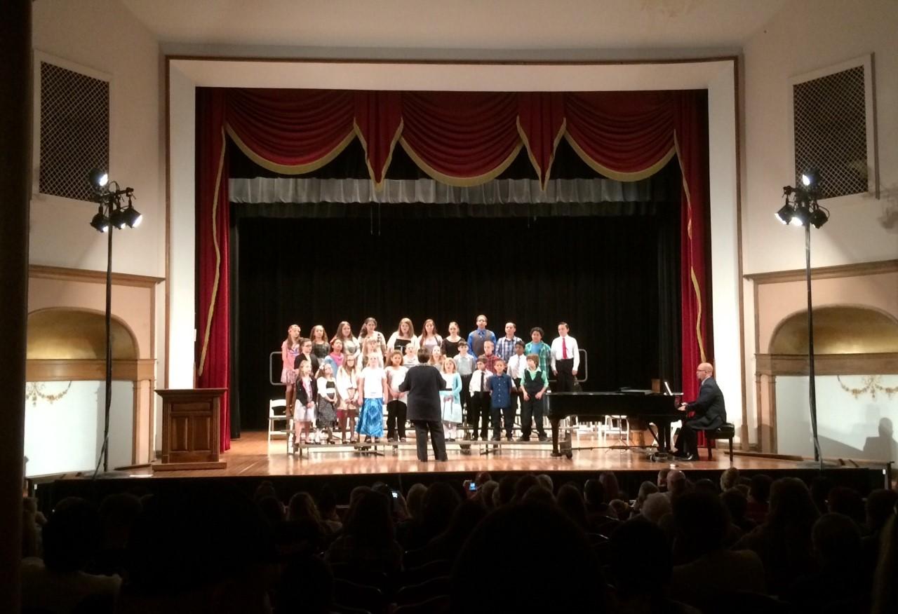 C.A.T.S Choir 2016
