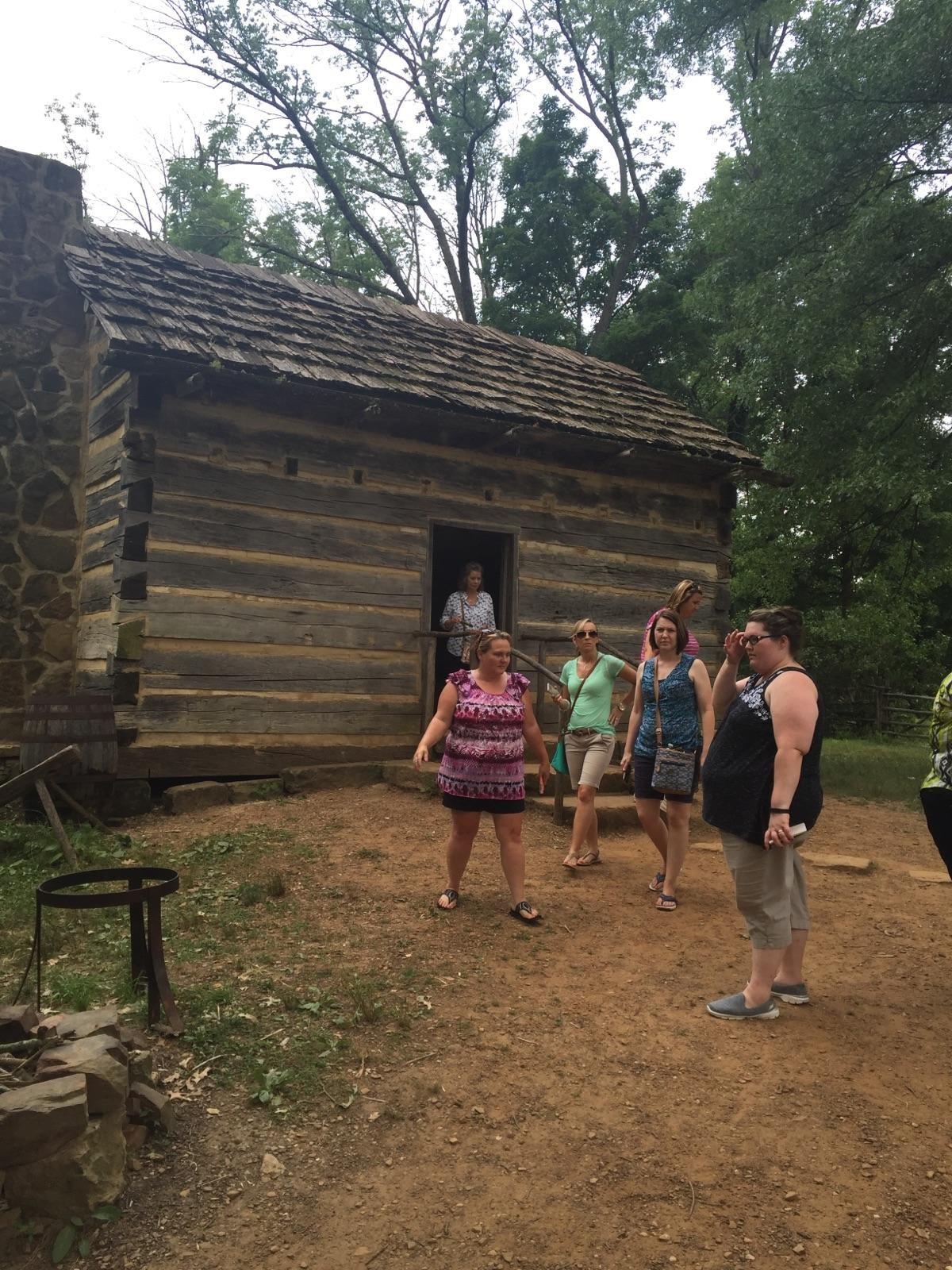 Lincoln living history farm